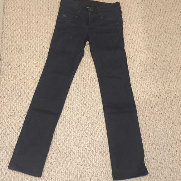 Diesel vintage blue slim fit denim jeans 25 X 32